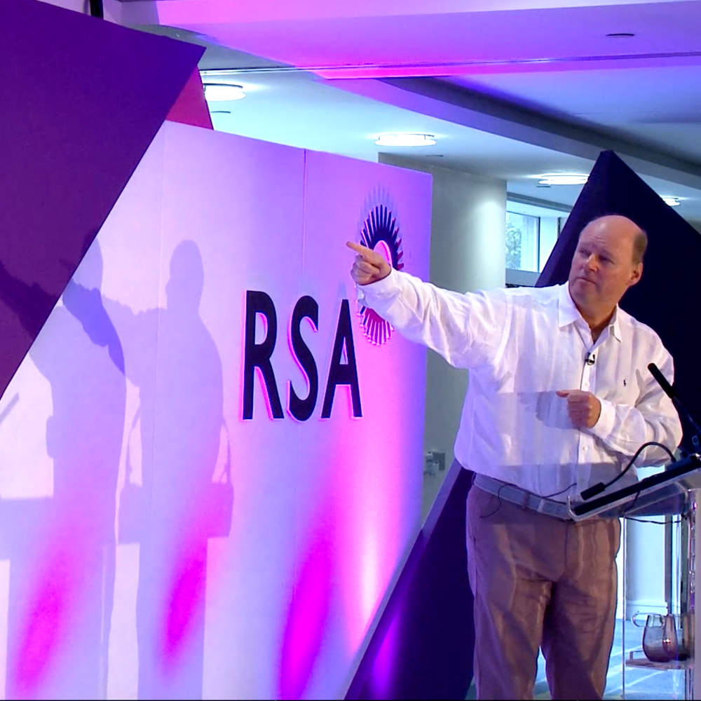 Conference video production for RSA Group