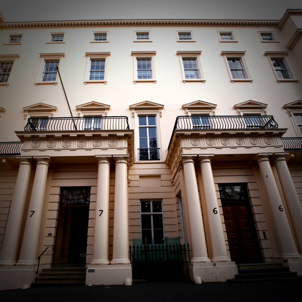 Video production and live webcasting for The Royal Society